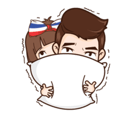 Cheer Thailand + sticker #11881156