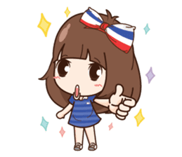 Cheer Thailand + sticker #11881157