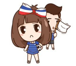 Cheer Thailand + sticker #11881164