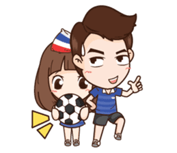 Cheer Thailand + sticker #11881168