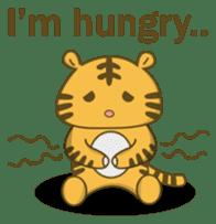 Tawny Tiger sticker #11888891