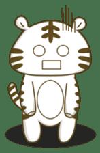 Tawny Tiger sticker #11888897