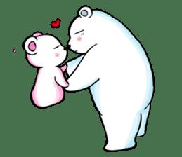 Bernie The Bear sticker #11889519