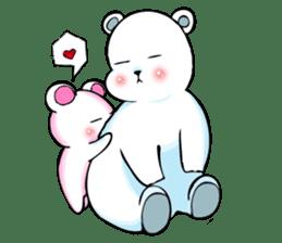 Bernie The Bear sticker #11889523