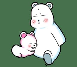 Bernie The Bear sticker #11889528