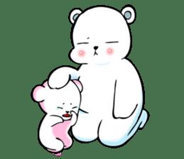 Bernie The Bear sticker #11889533