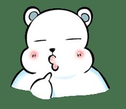 Bernie The Bear sticker #11889534