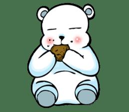 Bernie The Bear sticker #11889537
