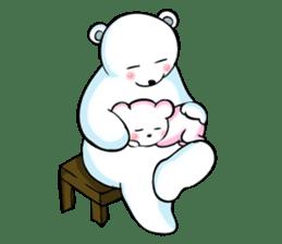 Bernie The Bear sticker #11889538