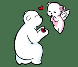 Bernie The Bear sticker #11889550