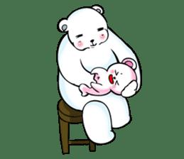 Bernie The Bear sticker #11889551
