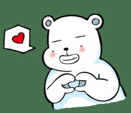 Bernie The Bear sticker #11889554