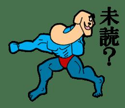 Inuta Agokubinaga sticker #11889568