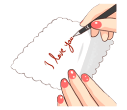 The Signs of Love 2 sticker #11892311
