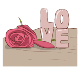 The Signs of Love 2 sticker #11892336