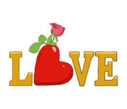 The Signs of Love 2 sticker #11892339