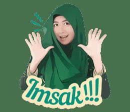 JKT48 Ramadhan sticker #11904341