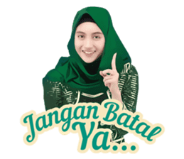 JKT48 Ramadhan sticker #11904345