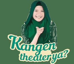 JKT48 Ramadhan sticker #11904361