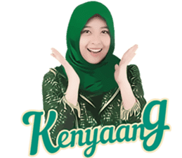 JKT48 Ramadhan sticker #11904365