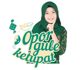 JKT48 Ramadhan sticker #11904366