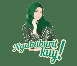 JKT48 Ramadhan sticker #11904370