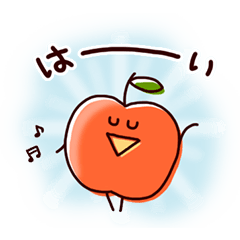Apple Charactor-APPO-SAN-2