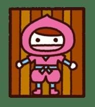 Chibi Ninja sticker #11913711
