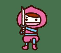 Chibi Ninja sticker #11913718