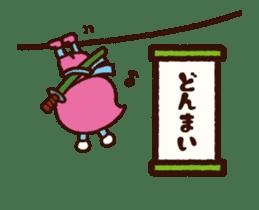 Chibi Ninja sticker #11913721