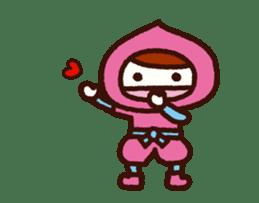 Chibi Ninja sticker #11913726