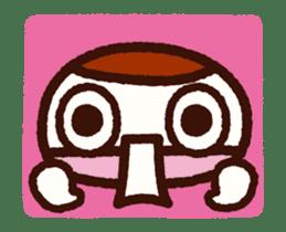Chibi Ninja sticker #11913729