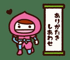 Chibi Ninja sticker #11913732