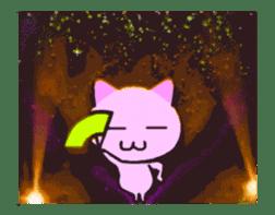 dancing cat sticker #11914142