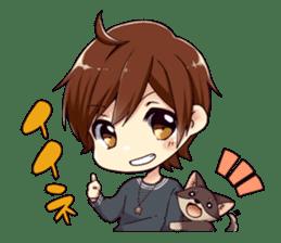Mr. Masamune sticker Vol.2 sticker #11914211