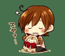 Mr. Masamune sticker Vol.2 sticker #11914212