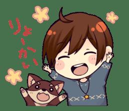 Mr. Masamune sticker Vol.2 sticker #11914214