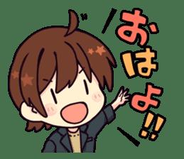 Mr. Masamune sticker Vol.2 sticker #11914229