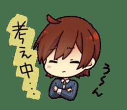 Mr. Masamune sticker Vol.2 sticker #11914237
