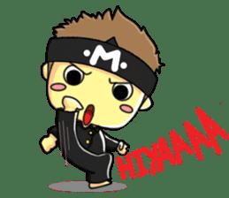 CHIBI FIGHTERS (ENGLISH) sticker #11923062