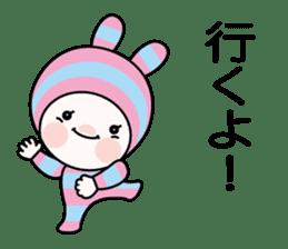 Pink Bar boo sticker #11924449