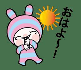 Pink Bar boo sticker #11924453