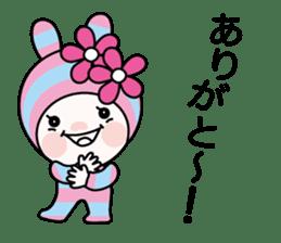 Pink Bar boo sticker #11924456
