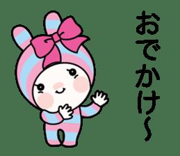 Pink Bar boo sticker #11924457