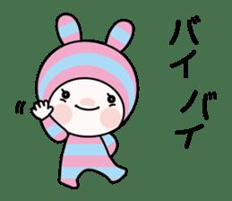 Pink Bar boo sticker #11924462