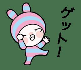 Pink Bar boo sticker #11924464