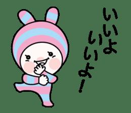 Pink Bar boo sticker #11924466