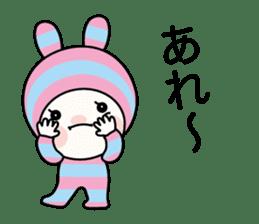 Pink Bar boo sticker #11924469