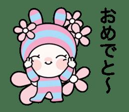 Pink Bar boo sticker #11924471