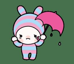 Pink Bar boo sticker #11924474